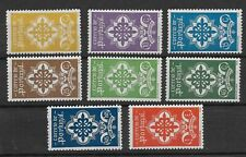 Portugal Foreign Legion Sc 579-584 MNH very good condition