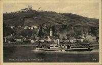 Marbach a. d. Donau Niederösterreich AK ~1920/30 Dampfer Babenberg Maria Taferl