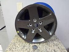 New Jeep Wrangler Production Wheels Wheel Mineral Gray Mountain Set of 4 Mopar