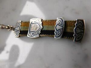 Burschenschaft 1928 Jugendstil Uhr Bierzipfel Silber 800 Art Henry van de Velde