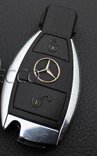 CLÉ Télécommande Mercedes classe A/ B/ C/ E / S/ ML/ CLK/ SLK/ SL 433 MHZ 2 BTNS