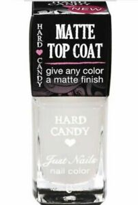 Hard Candy Nail Polish Matte Top Coat - 324 MATTE-LY IN LOVE - NEW