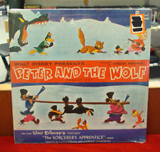 LP Record - Disney's Peter & the Wolf / Fantasia / Disney's 1242 - 1972 SEALED