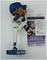 Don Newcombe Hand Signed Autographed Auto Bobblehead Dodgers ROY Rare! JSA
