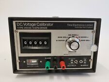 DC Voltage Calibrator Time Electronics 2003S