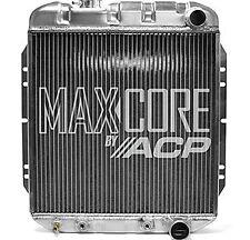 Mustang Radiator Aluminum V8 2 Core MaxCore Performance 1964 1965 1966 - ACP