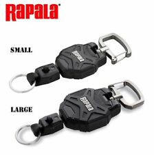 Rapala RCD Retractable Lanyard two colors, two sizes new RCDRL