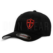 e0e4438b5c94b Crusader Knights Templar Crusaders Cross Jesus Hat Small Medium Large XL