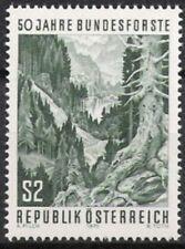 Österreich Nr.1486 ** Bundesforste 1975, postfrisch