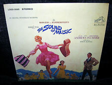 RODGERS and HAMMERSTEIN the Sound Of Music (Original 1965 U.S. 16 Track LP)
