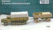 Schatton Modellbau 1/72 (20mm) Einheitsanhanger 5t Trailer