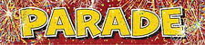 "Reminisce PARADE 2"" x 10"" Title Sticker scrapbooking FIREWORKS"