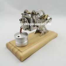 Vacuum Stirling Engine Model Creative Experimental Electricity Toy ZK-01 G