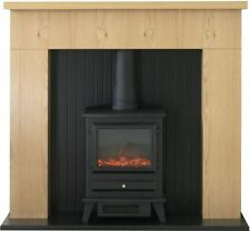 Adam Oak Fireplaces