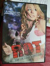 Rot: Reunion of Terror (Dvd, 2010) Htf!