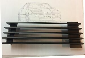 Original BMW 8er E31 Ziergitter Lufteinlass Fahrerseite NEU 840i 850i 850csi