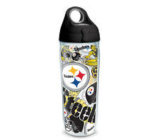 Pittsburgh Steelers Tervis Water Bottle 24 ounce