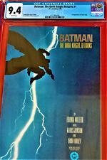 BATMAN:THE DARK KNIGHT RETURNS #1*FRANK MILLER STORY*1st APPEARANCE CARRIE KELLY