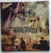 Dave Matthews Band - Warehouse 8 Volume 8 MINT CD Crazy Easy, Halloween DMB
