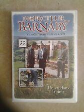 14879 // DVD INSPECTEUR BARNABY N°35 UN CRI DANS LA NUIT TBE