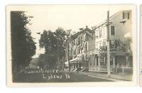 RPPC Diamond Jubilee LYKENS PA Dauphin County Pennsylvania Real Photo Postcard