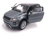 Range Rover Evoque Modellauto Auto LIZENZPRODUKT 1:34-1:39 verschiedene Farben