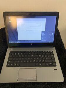 """HP ProBook 645 G1 14"""" Laptop AMD A6-4400M 8GB 500GB HDD WCam WiFi LINUX OS #33"""