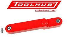 "Tool Hub 9755 3/8"" Ratchet Extension Bar 10"" Reach"