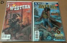 All-Star Western featuring Jonah Hex 0 1 - 34 New 52 Complete Set