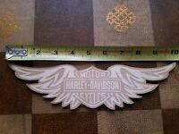 Harley davidson laser engraved sign