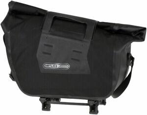 Ortlieb Rack Top Trunk Bag RC 12L, Roll Closure, Black