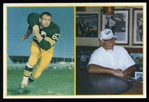 Vintage Fuzzy Thurston's Shenanigans Green Bay Packer Football Player Postcard