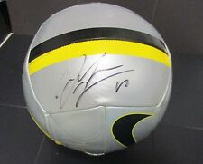 Melbourne Victory - Archie Thompson signed 2014/15 A League Football