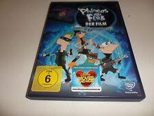 DVD  Phineas and Ferb - Der Film: Quer durch die 2. Dimension