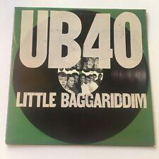 UB40 - Little Baggariddim LP A&M SP 6-5090 USA 1985 EX/VG+