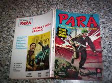 PARA' N.2 ed.PONZONI 1970 TIPO NERI DIABOLIK-GENIUS-KILLING-KIMBA-WAMPIR-ZATAN