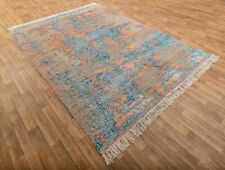 9x12 Rug Modern Handknotted ,Free Shipping!!! #3869