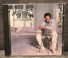 LIONEL RICHIE Can't Slow Down CD 1984 Made In Japan VDP-3 Disc Mint