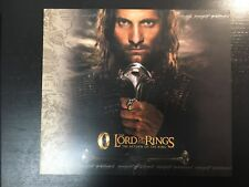 NZ 2003 LORD OF THE RINGS RETURN OF THE KING PRESENTATION PACK FDC & 6 MINISHEET