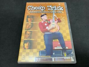 Cheap Trick: Recorded Live At Selena's Sydney 1988 (1988) (PG, DVD R4)
