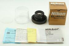 [Unused in BOX] Nikon EL-Nikkor 50mm F/2.8 N Enlarging Lens From Japan #34