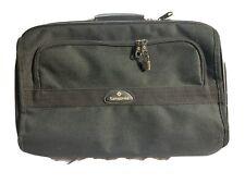 Samsonite Carry On Overnight Bag Tote Laptop 500J Series Silhouette 6 Black