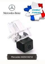 CAMERA DE RECUL CCD SONY ECLAIRAGE PLAQUE MERCEDES C W204 S204 E W212 W207