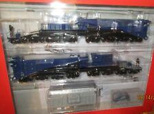 Bachmann 80501 HO Scale Spectrum 380-Ton Schnabel Transformer Car  - Blue