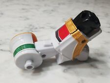Bandai Power Rangers White Megazord Zord Part Piece Right Green Leg Arm