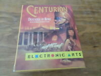 """Centurion """"Defender of Rome"""" Used Computer Game - See Pictures"""