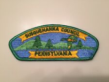 MINT CSP Susquehanna Council Pennsylvania S-2