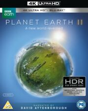 Planet Earth II 4K Ultra HD Nuevo 4K Uhd (BBCUHD0397)