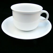 Thomas (Rosenthal) TREND WHITE Cup & Saucer Set(s)