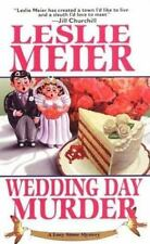 Wedding Day Murder (Lucy Stone Mysteries, No. 8) by Meier, Leslie